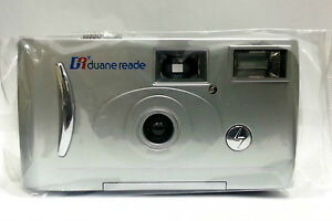 Flash Camera 35mm with View finder and counter - Lightweight - NEW