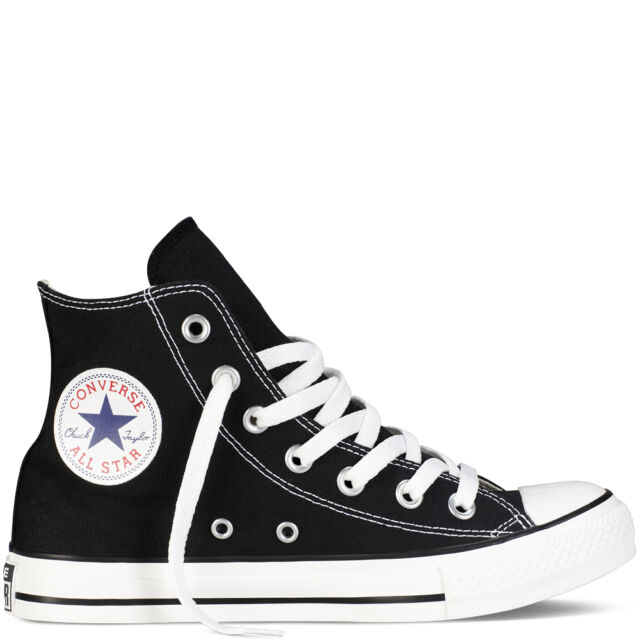 CONVERSE ALL STAR CHUCK TAYLOR Original  Canvas Black White Hi M9160 Men