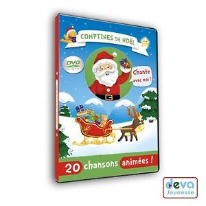Comptines-de-Noel-DVD-Animation-Livret
