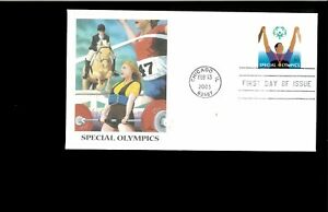 2003-FDC-Special-Olympics-Chicago-IL
