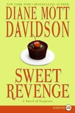 Sweet Revenge (Goldy Culinary Mystery, Book 14) by Davidson, Diane Mott