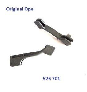 2-x-ORIGINAL-OPEL-FUHRUNG-BREMSSEIL-HANDBREMSSEIL-HINTEN-LINKS-RECHTS