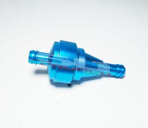 Fuel Filter chrome 1/4