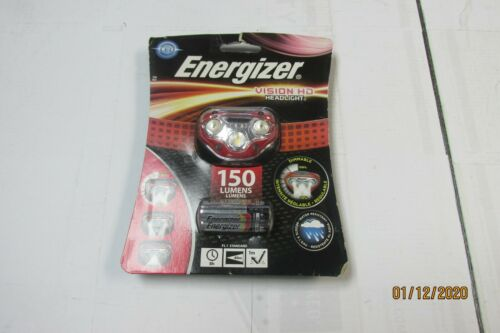 Energizer vision HD phare