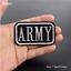 Patch-Toppa-Esercito-Militare-Military-AirBorne-AirForce-Ricamata-Termoadesiva Indexbild 6
