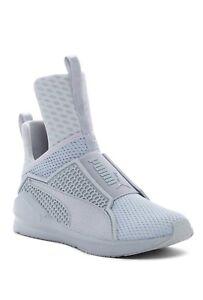 Details about Puma by Rihanna Fenty Fierce Trainer Quarry Mesh Casual Shoes Women size 6.5
