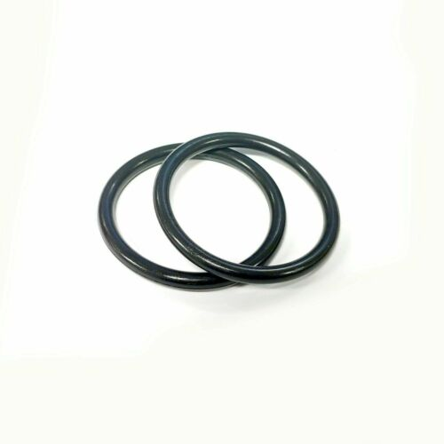 """2x Size 246 Nitrile Buna Rubber 70A O-Ring 1//8/"""" Cross Section 4 1//2/"""" ID 4 3//4/"""" O"""