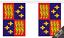Royal Banner 16th Century 10 flag bunting 3 metre long