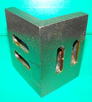 """9x7x6/"""" Slotted NON Webbed Angle Plate Quality"""