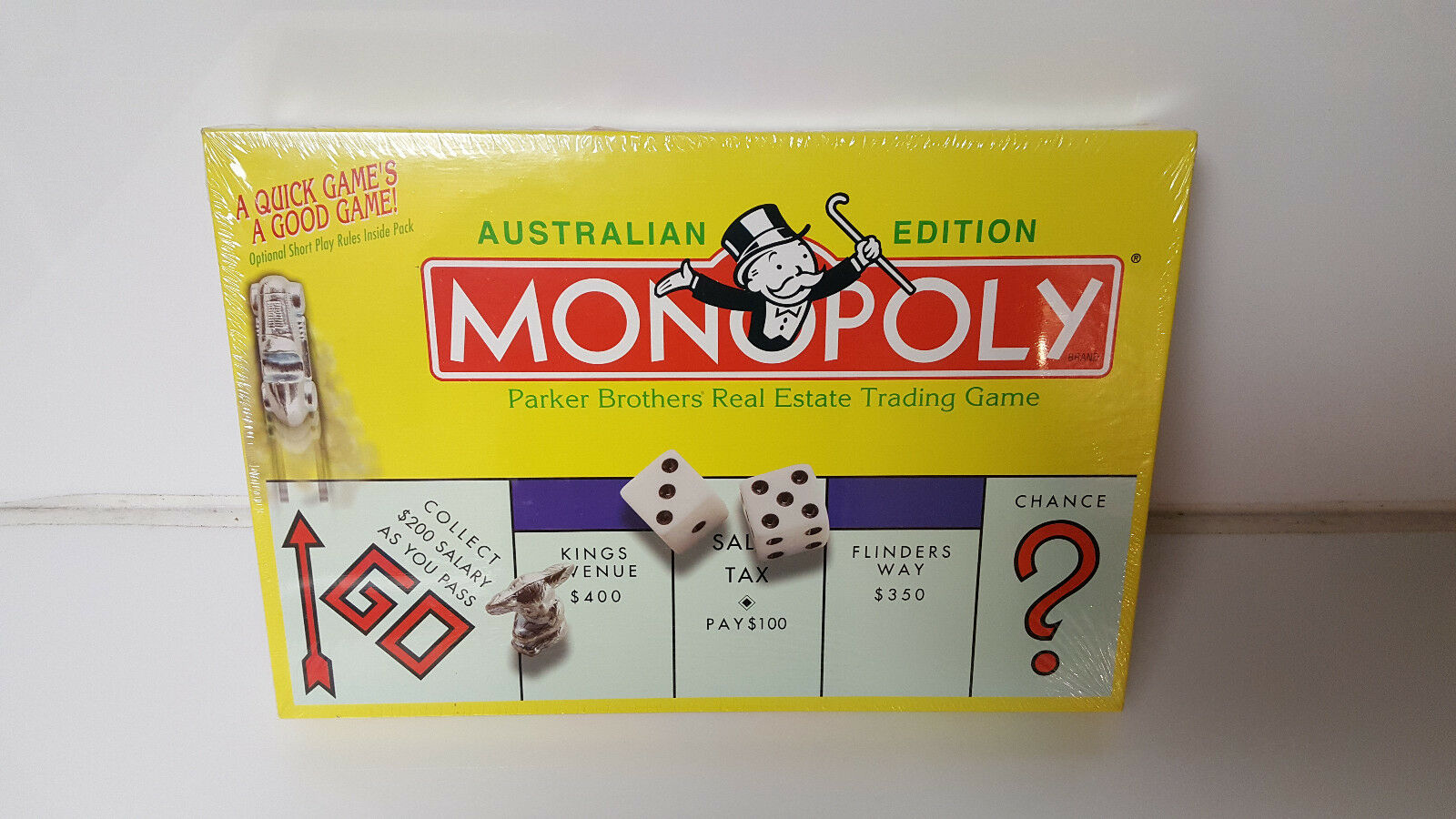 Monopoly Australian Edition Edition Edition NEW Sealed 3ffc4d