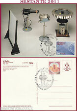 ITALIA MAXIMUM MAXI CARD 1988 12 CONGRESSO INTERNAZION. TELETRAFFICO LA RADIO B3