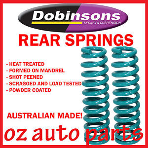 SSANGYONG-KYRON-2006-ON-REAR-DOBINSONS-40mm-RAISED-COIL-SPRINGS