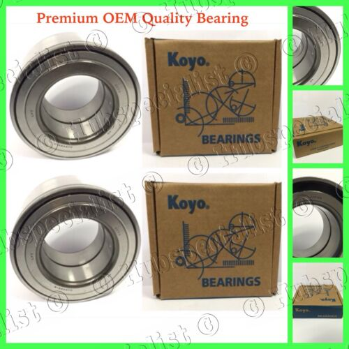 FRONT WHEEL HUB OEM BEARING /& SEAL FOR TOYOTA TACOMA 4WD NEW FAST SHIPPING PAIR