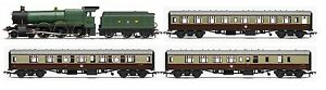 Hornby-Tyseley-Connection-Pitchford-Hall-Train-Pack-Ltd-Edn-R3220-Free-Shipping