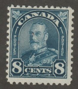 "CANADA 1930 #171 King George V ""Arch / Leaf"" Issue - F MH"