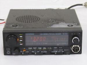 For-Parts-KENWOOD-TM-721-144-430MHzFM10W-Transceiver