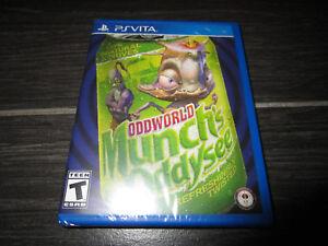 NEW-Limited-Run-Games-ODDWORLD-MUNCH-039-S-ODDYSEE-Playstation-Vita-PSVita
