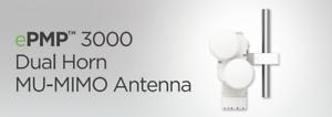 C050900D025A ePMP Dual Horn 5GHz 4x4 MU-MIMO 60 degree Sector Antenna ePMP3000
