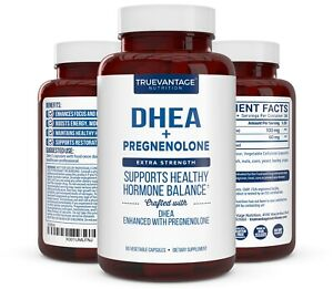 Extra-Strength-DHEA-100mg-Supplement-with-Pregnenolone-60mg