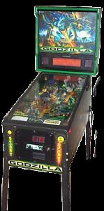 Godzilla Pinball