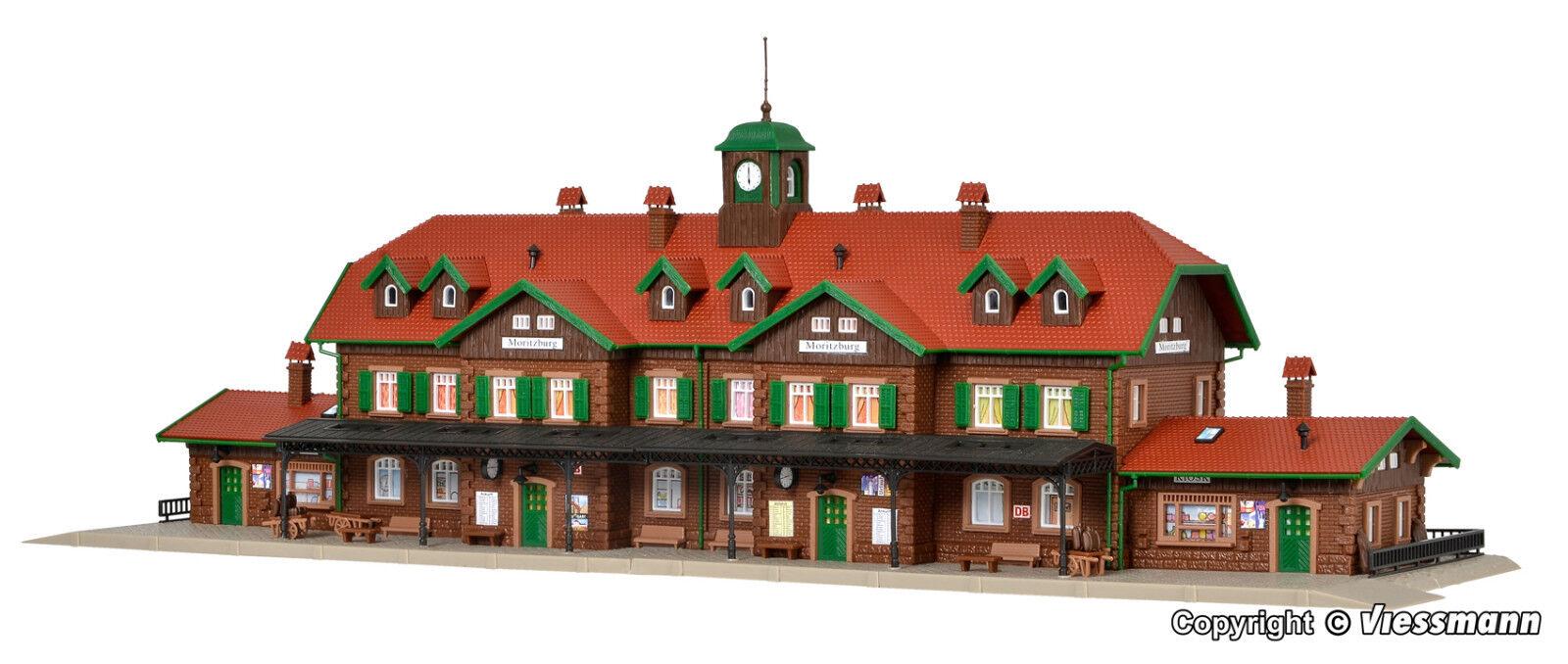 Vollmer pista n 47502 la estación Moritzburg nuevo en el embalaje original