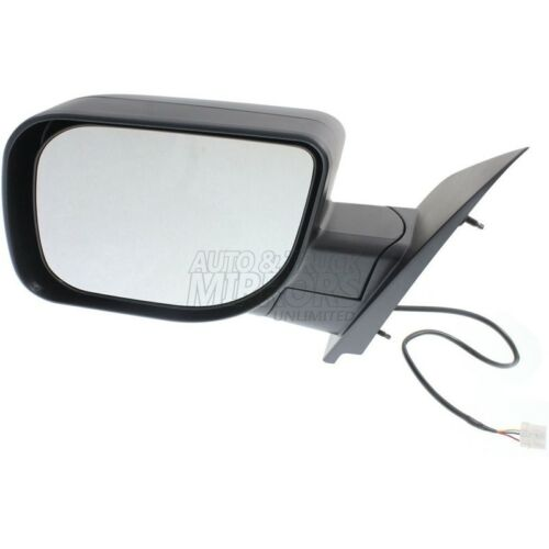 Fits Titan 10-15 Driver Side Mirror Replacement