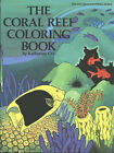 Coral Reef Coloring Book by Katherine Orr (Paperback / softback, 1994)