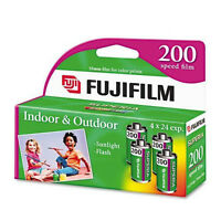 Fuji Super Hq Iso 200 Asa 35mm Film/ 96 Exp (4 Pack)
