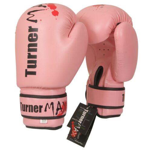 TurnerMAX Sparring Gloves Kickboxing Muay Thai MMA Training