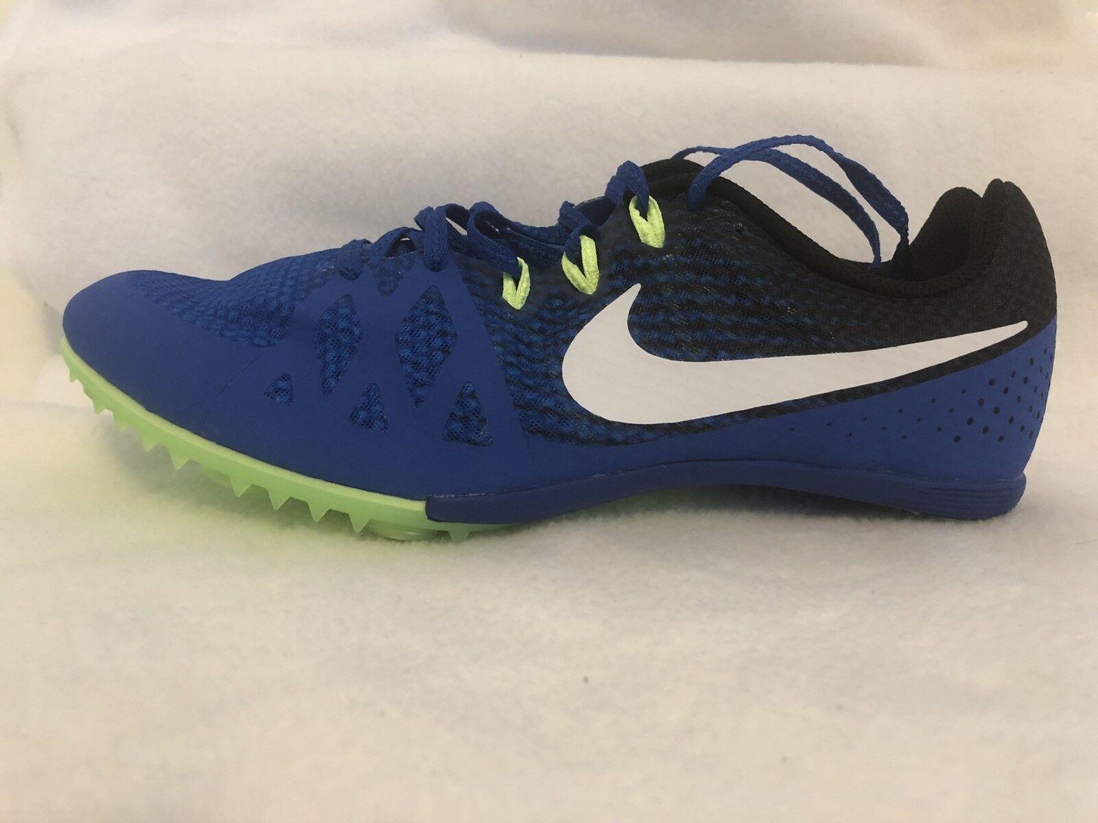 check out af7c3 8af2d Nike Zoom Rival M 8 Blue Men s Men s Men s Women s Multi Use Track Spikes  MSRP  70