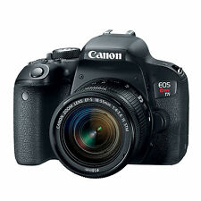 Canon EOS Rebel T7i Kit w/EF-S 18-55mm IS STM Lens *NEW*