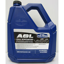 Polaris AGL Plus Synthetic Gearcase Oil Lube Lubricant/Transmission Fluid Gallon