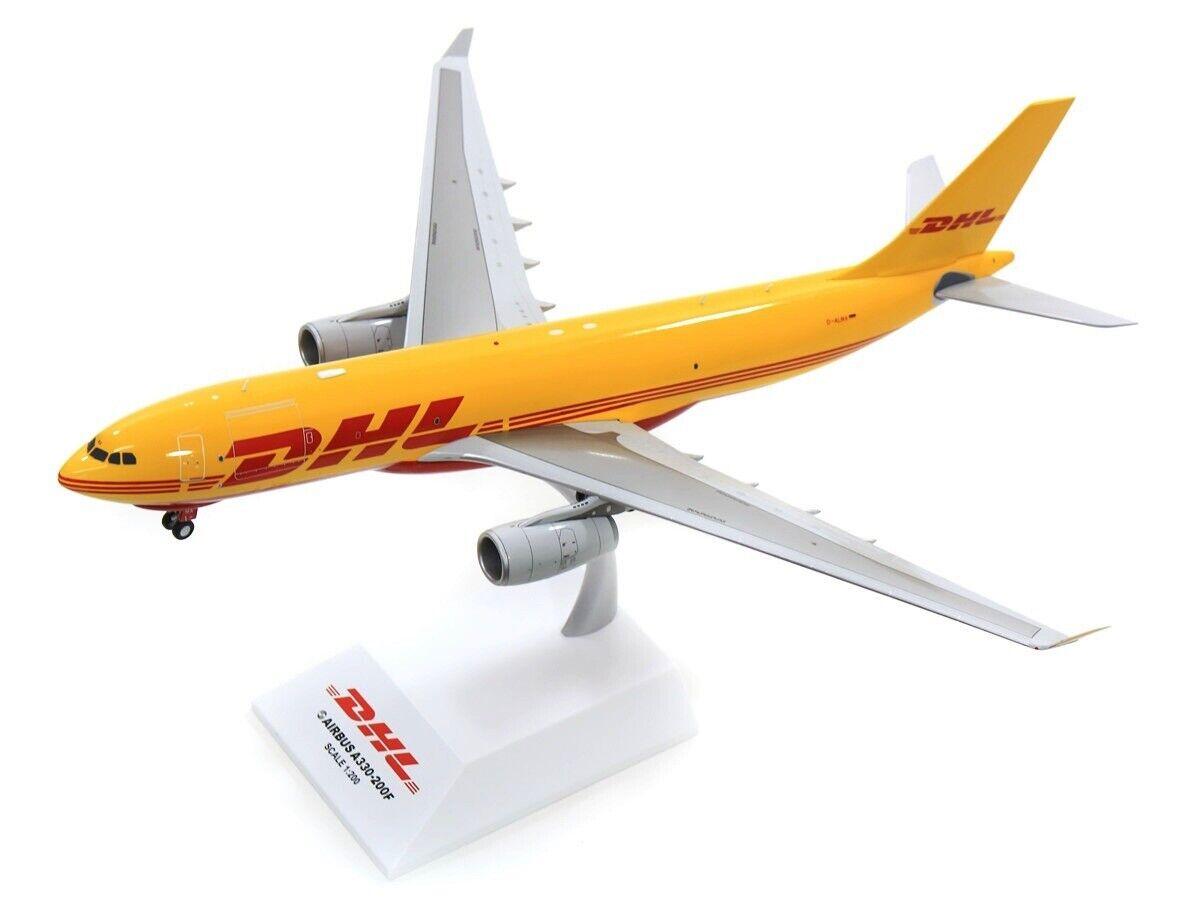 JC WINGS LH2155 1 200 DHL EUROPEAN AIR TRANSPORT AIRBUS A330-200F D-ALMA W STD
