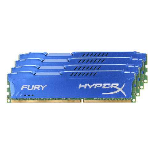16GB DDR3 4x 4GB PC3-14900 1866MHz CL11 Für Kingston HyperX FY Desktop Memory BT