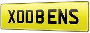 BENS-CAR-REG-NUMBER-PLATE-FEES-PAID-XO08-ENS-ON-RETENTION-OR-TRANSFER-BEN-ETC