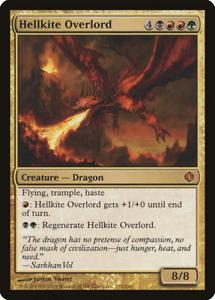Shards of Alara Hellkite Overlord