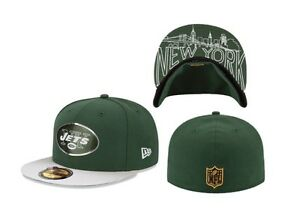 cf2ebd16 Details about New York Jets NFL NWT NFL Draft On Stage 2015 Kids 59Fifty  Fitted Cap Hat