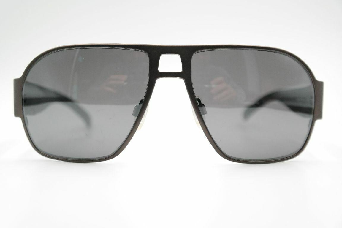 Marco Polo o7007 metalizado oval gafas de sol Sunglasses nuevo
