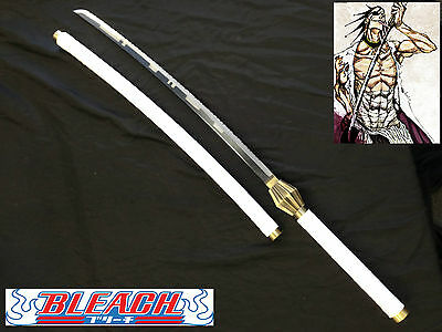 Replica Radient Bleach Kenpachi Sword High Quality W/single Sword Stand Knives, Swords & Blades