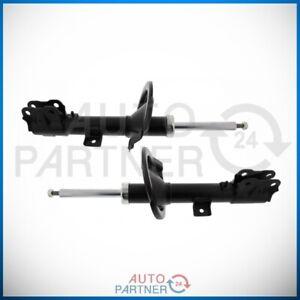 2x-Ammortizzatore-Per-Peugeot-4007-Gas-Frontale-VA-Mitsubishi-Outlander-II-4WD