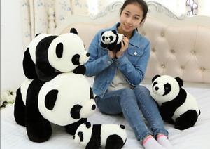 Giant Panda PP Cotton Stuffed Animal Plush Soft Toy Gift Pillow 23//30//40//50CM