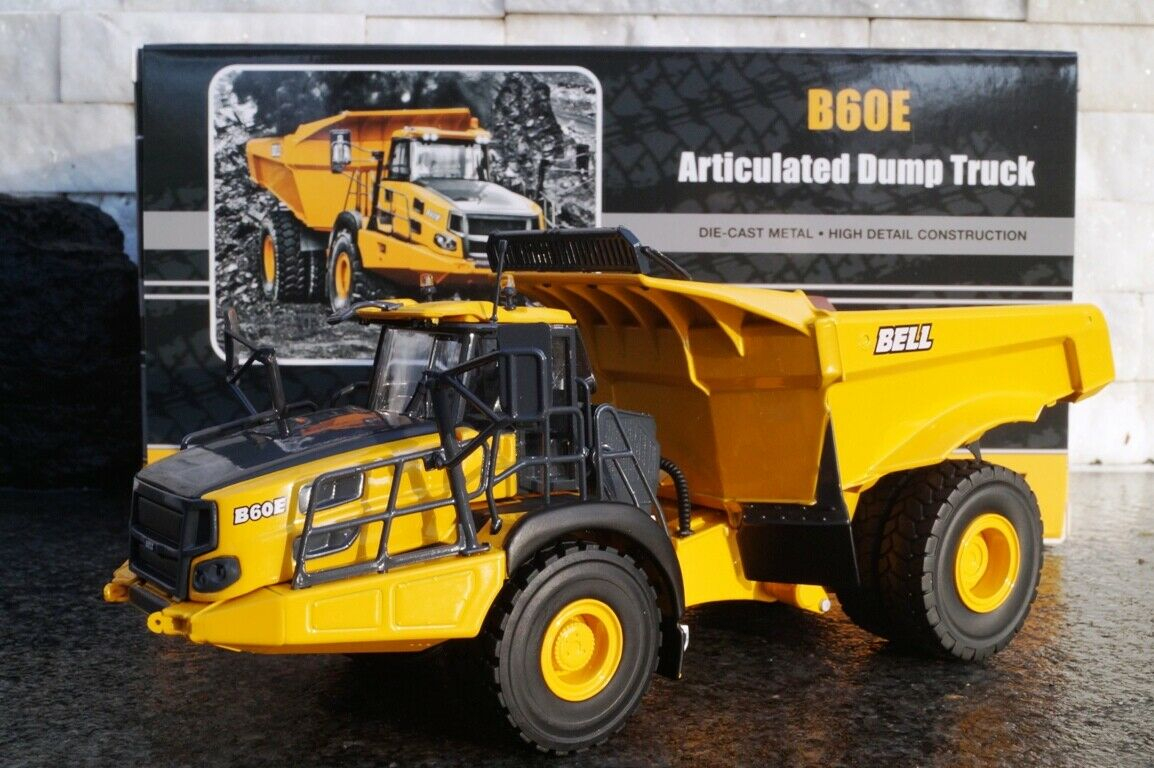 Los castmasters Bell B 60e knickgelenkter Dumper 1 50 nuevo embalaje original