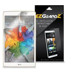 2X EZguardz LCD Screen Protector Cover HD 2X For LG G Pad X 8.0