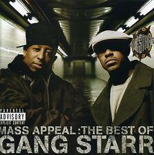 Gang Starr - Mass Appeal: Best of Gang Starr [New CD] Explicit