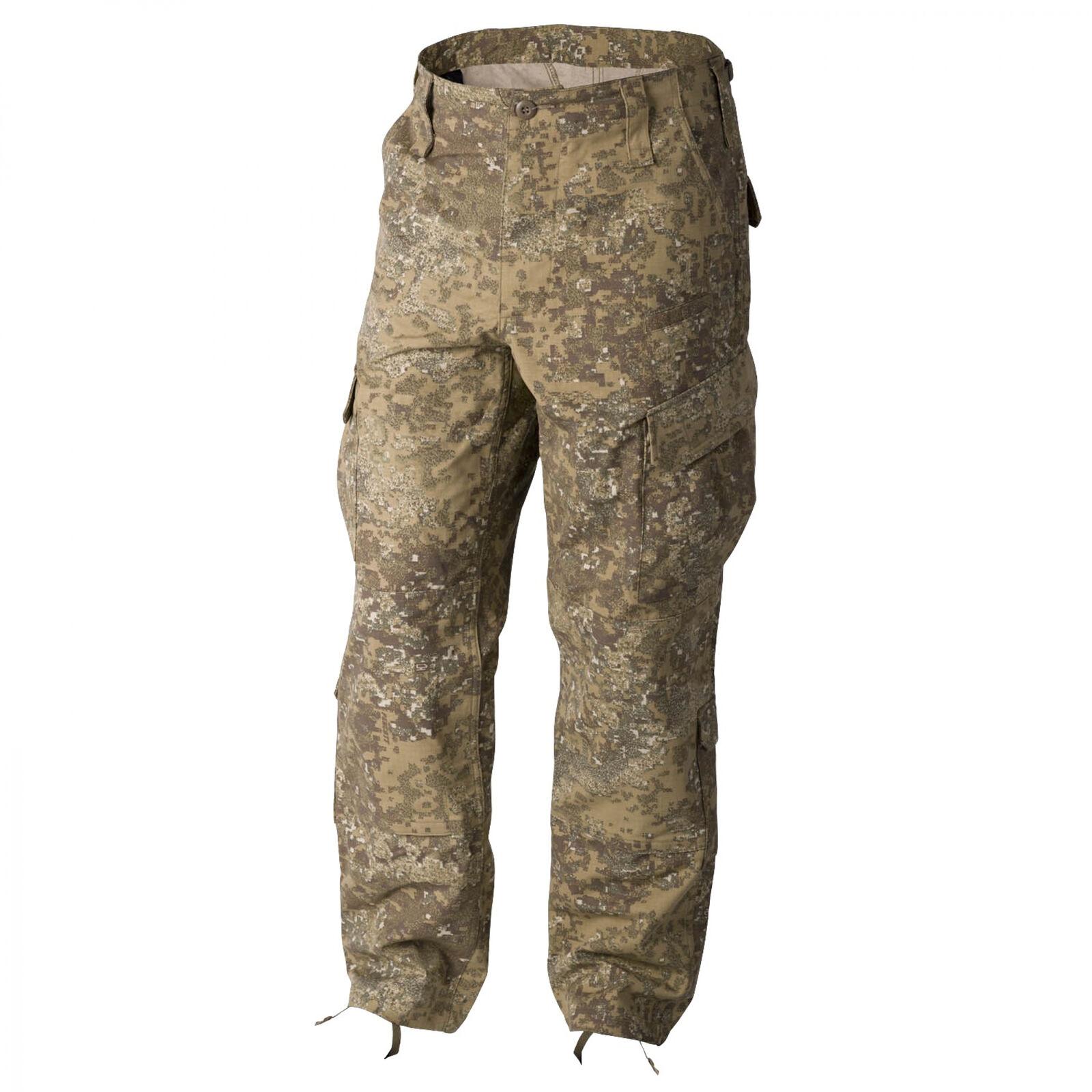 Helikon-Tex Combat Patrol Uniform Trousers Hose  -NyCo- PenCott Badlands