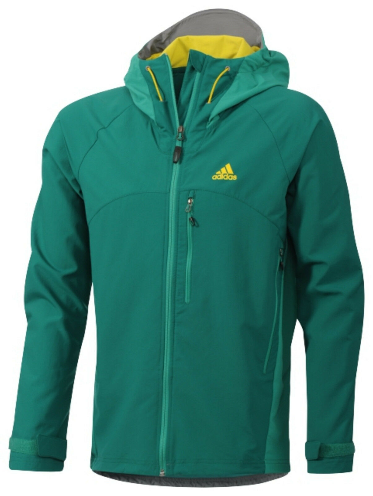 Funzione Adidas Giacca Softshell Outdoor, escursionismo, jogging HT liho soshj TG. s46