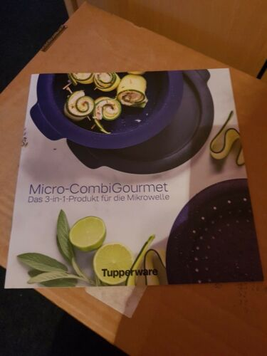 TUPPERWARE MICRO-COMBI GOURMET neu und OVP