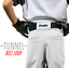 thumbnail 2 - Franklin Sports Youth Deluxe Baseball Pants - White NWT