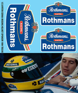 1-2-Ayrton-Senna-Helmet-Sponsor-1994-Decals-TB-Decal-TBD245