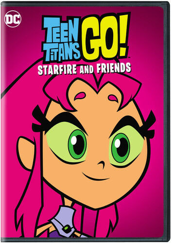 All logical starfire from teen titans something is